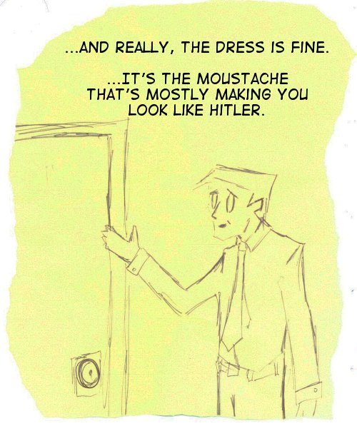Hitler Dress? Part 2