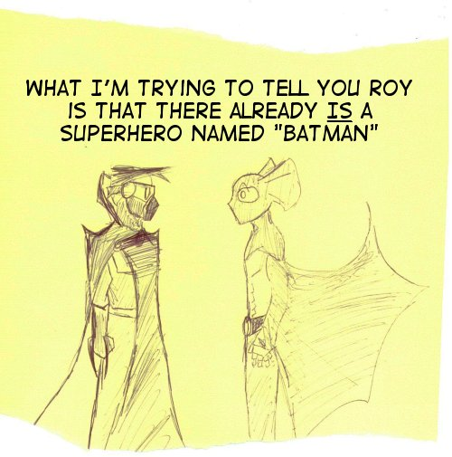 Superhero Names