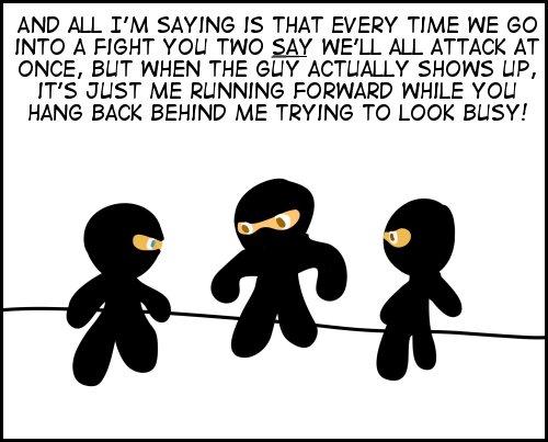 Ninja Fight
