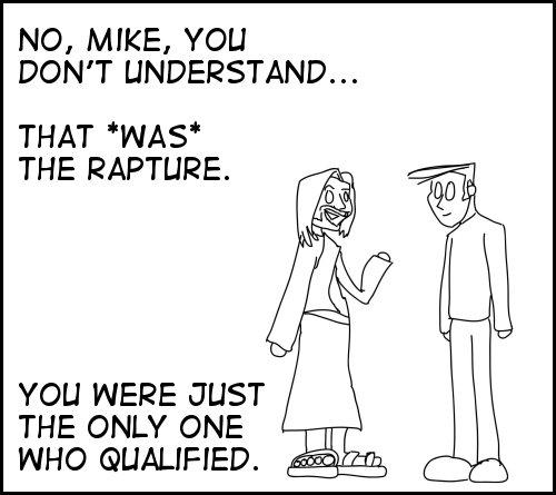 Rapture-tastic