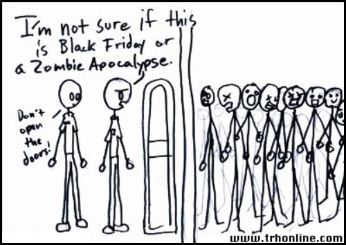 Black Friday Apocalypse